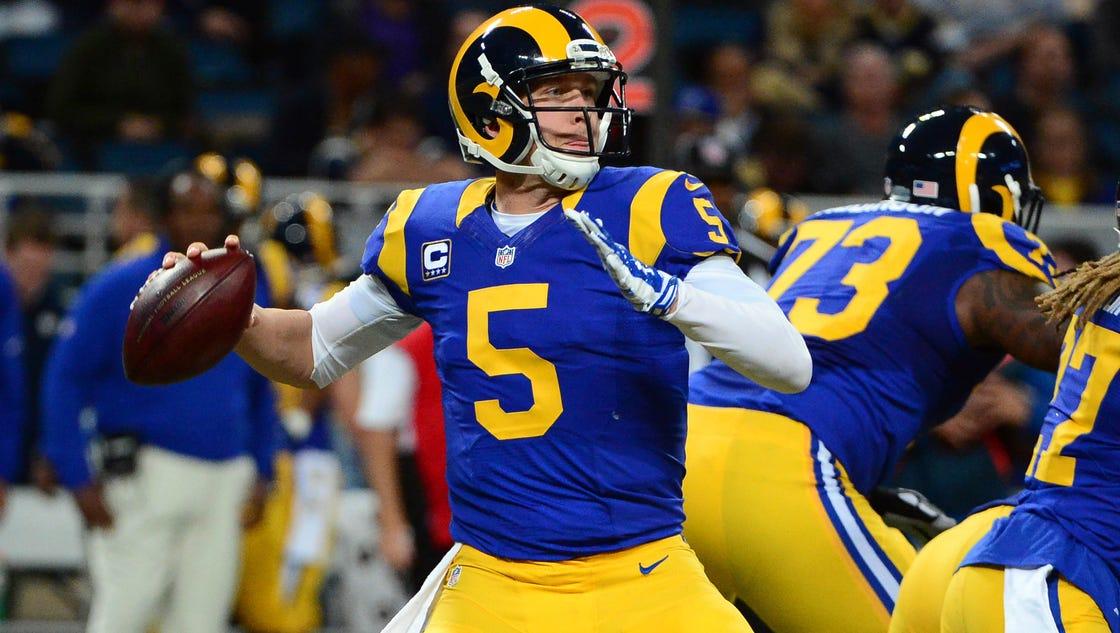 Los Angeles Rams Quarterback Nick Foles Skipping Offseason
