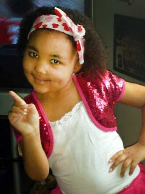 Lexys Lamp, 6, of Deaborn died Nov. 23 after battling a rare type of brain tumor.