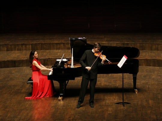 Kai Gleusteen and Catherine Ordronneau