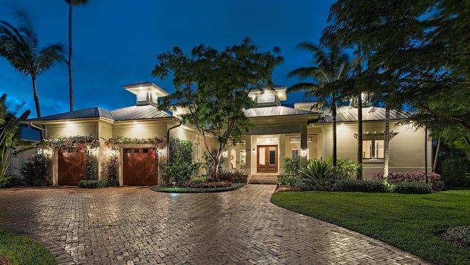 Daryl Silvers sold this home at 2325 Kingfish Road in Royal Harbor.