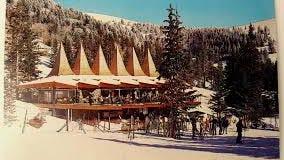 The Ski Apache Resort Lodge is shown.