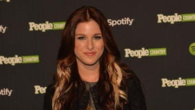 Cassadee Pope attends the Spotify and People Country Present Jennifer Nettles And Friends Live In Nashville at Marathon Music Works on November 3, 2013 in Nashville, Tennessee