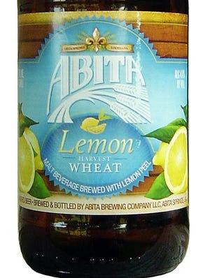 Abita Lemon Wheat, from Abita Brewing Co. in Abita Springs, La., is 4.4% ABV.