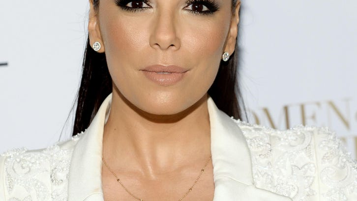 """FILE -- In this Tuesday, Dec. 2, 2014 file photo, Eva Longoria arrives at the Ninth Annual Women of Worth Awards hosted by L'Oreal Paris at The Pierre hotel in New York. NBC has ordered 13 episodes of the half-hour comedy """"Telenovela,"""" with Longoria as the star and executive producer. The series is a behind-the-scenes look at the """"craziness"""" of making such a serialized drama, with Longoria playing the """"beautiful and overly dramatic"""" lead actress of a hit Latin America TV show. (Photo by Evan Agostini/Invision/AP, File)"""