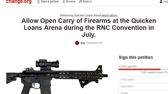 A petition was posted on Change.org calling for Open