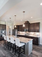 The 2018 Showcase Home for the Parade of Homes is built