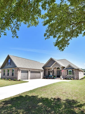 The 2018 Showcase Home for the Parade of Homes is built by Flynn Built and is located in The Highlands at The Moors, an upscale private, gated community with many perks.