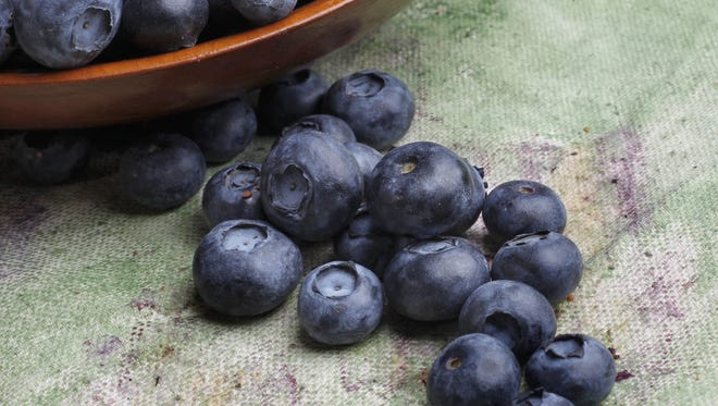 One of nature's greatest gifts is blueberries.