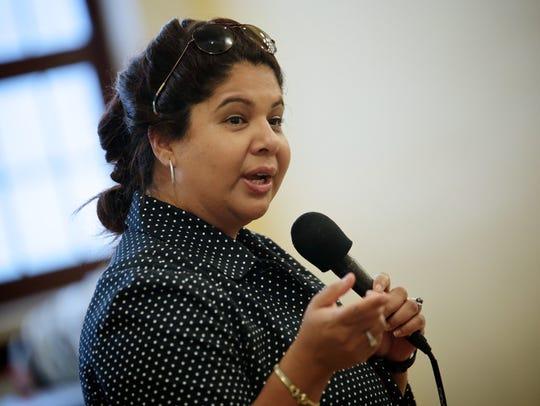 Education Achievement Authority chancellor Veronica