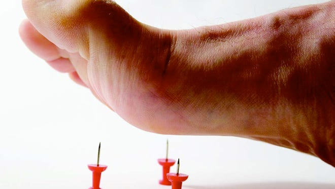 The most common culprits of peripheral neuropathy are diabetes, side effects from cholesterol-lowering statin drugs, and trauma to the spine from a severe physical injury.