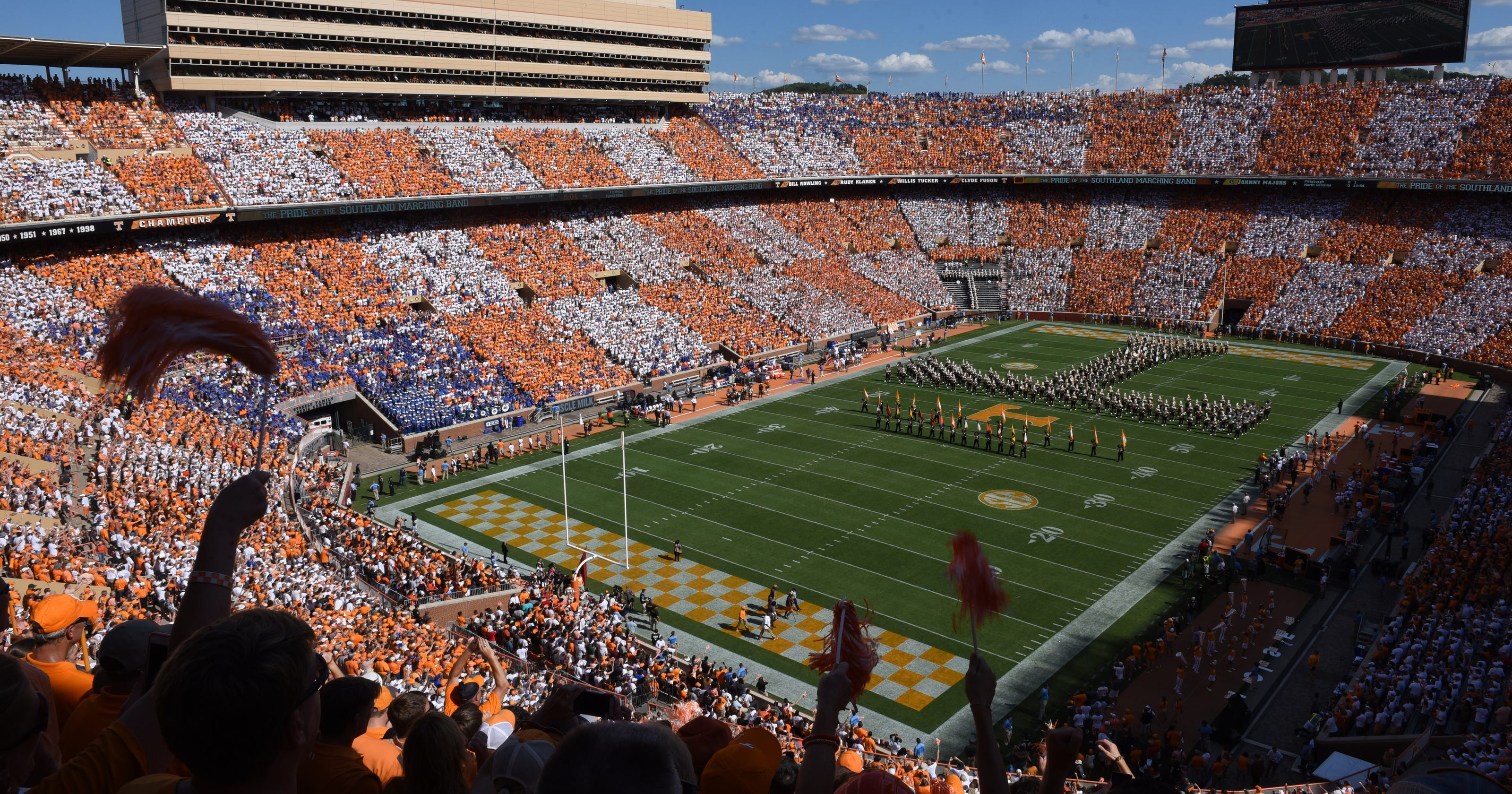 Tennessee football: When Neyland Stadium renovation will start