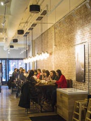 B. Good opened in the former Boloco storefront on Church