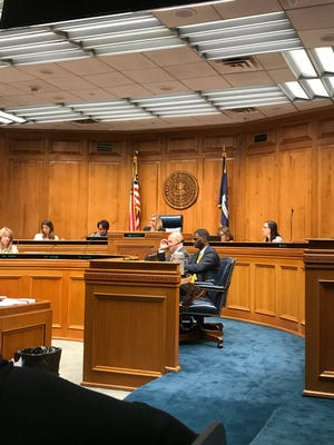 Members of House Education committee considered several bills on Wednesday involving student nutrition and school safety.