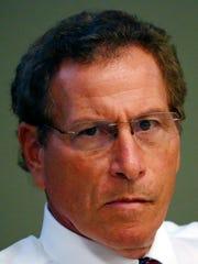 Former Marco Island City Manager Roger Hernstadt
