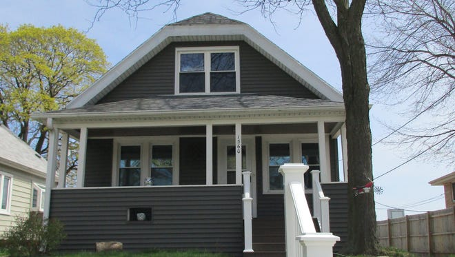 A traditional home got a contemporary look, thanks to the grant and loan programs available from the city of West Allis. Information on the grant and loan programs will be available at the April 18 Homeowner Resource Fair.
