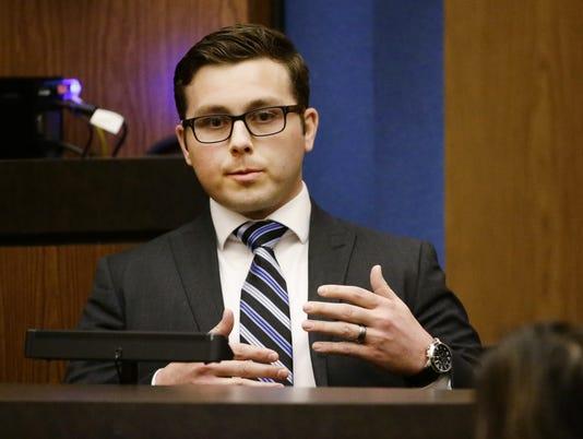 "Philip ""Mitch"" Brailsford Trial"