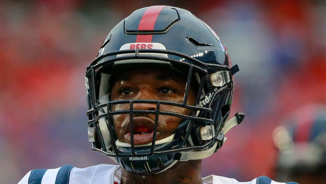 Cornerback Tee Shepard intends to transfer to Miami (Ohio) after completing his degree at Ole Miss this semester.