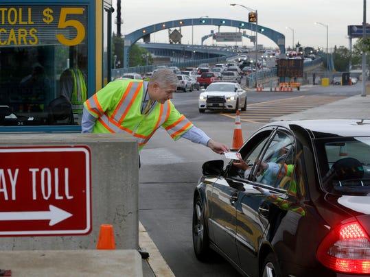NJ Philadelphia Bridge Woes