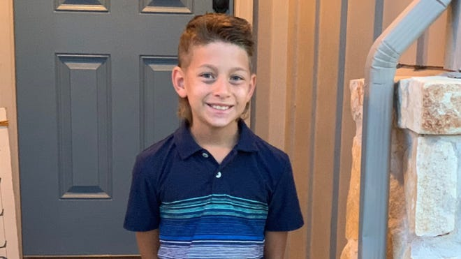 The Williamson County sheriff's office on Tuesday said they are looking for a child named Conner, who was reported missing near Liberty Hill.
