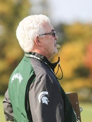 York Tech head coach Charlie Troxell believes a team camp that his team attended this summer will benefit his squad this fall. DISPATCH FILE PHOTO