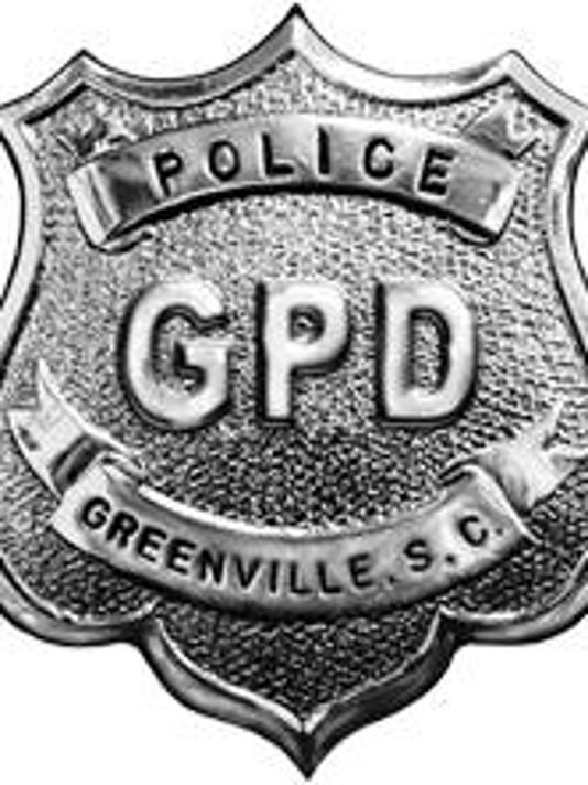 Greenville police badge