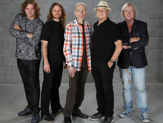 YES performs July 25 at the American Music Theatre.
