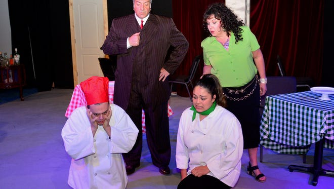 """""""Death by Dessert"""" will play at 6:30 p.m. June 8 and 9 at Wichita Theatre's Stage 2 on 914 Indiana."""