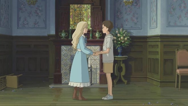 """When Marnie Was There"" follows a girl who moves away from home and makes a mysterious new friend."