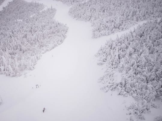 """""""We need snow,"""" Receiver Michael Goldberg said last year after announcing he was taking over operations at Jay Peak Resort and Burke Mountain. This season, Mother Nature complied, dumping nearly 300 inches by early February, an epic improvement over last season."""