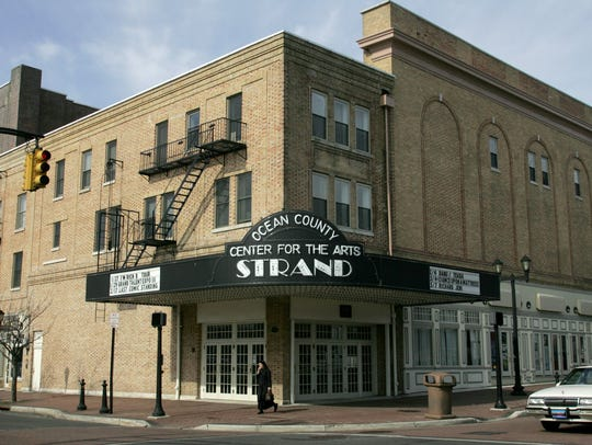 The Strand Center for the Performing Arts in Lakewood,