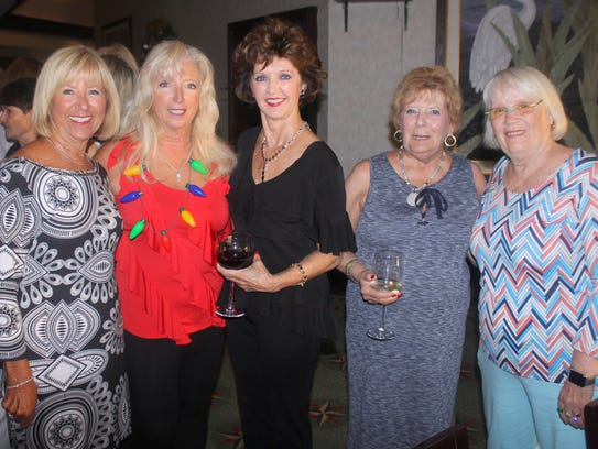 Sue Stone, Rose Kraemer, Candy Seward, Sue Winje and