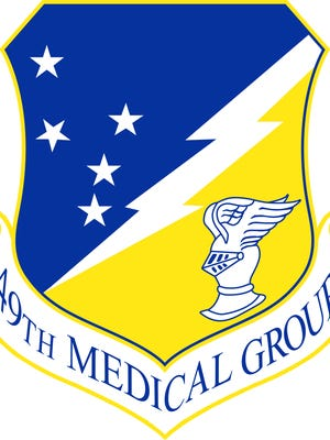 Official 49th Medical Group patch.