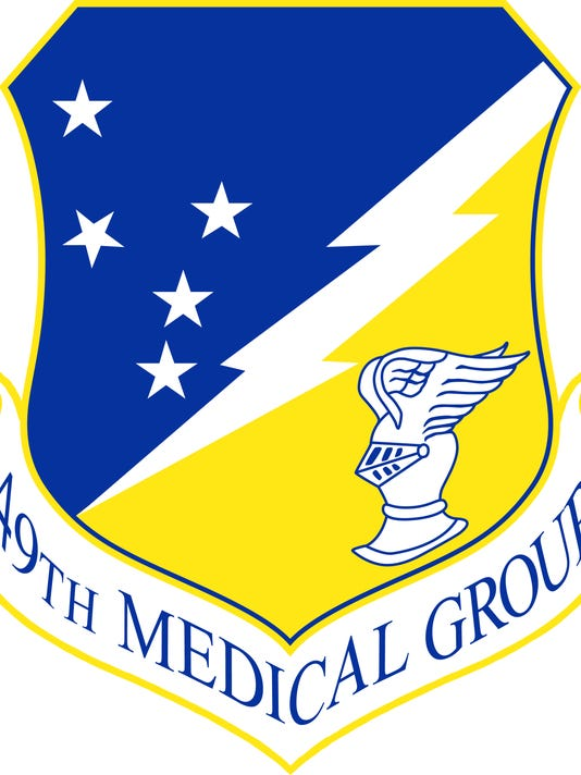 49th Medical Group patch
