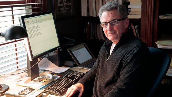 McGinn: 'A newspaperman is what I am…'