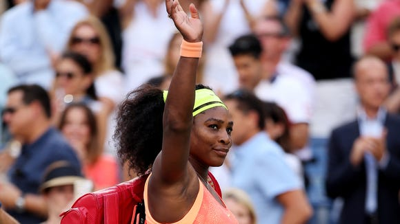 The 15 moments that have defined Serena Williams' career (so far)