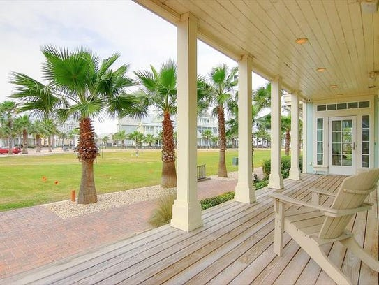 Cinammon Shore vacation rentals offers a luxurious