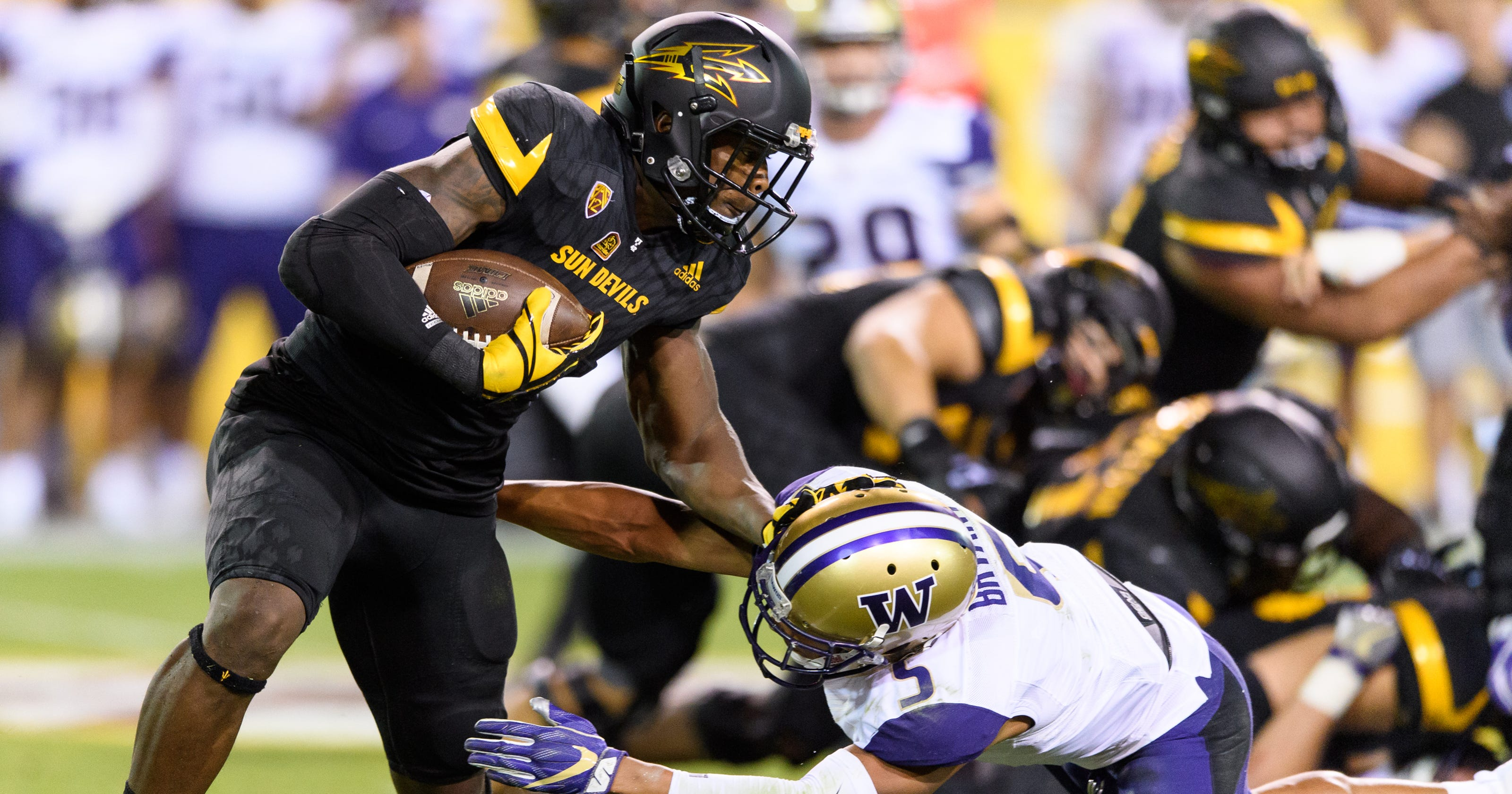 Possession-oriented Arizona State offense putting time on