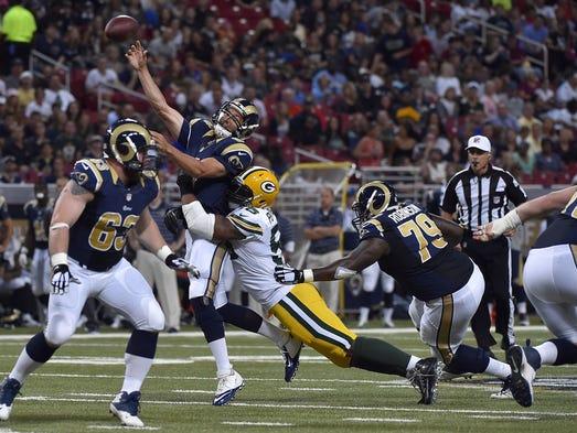 32. St. Louis Rams
