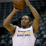 Insider: Glenn Robinson III continues to impress filling in for injured Pacers