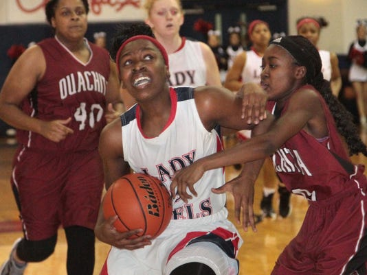 WMHS vs Ouachita Girls Basketball
