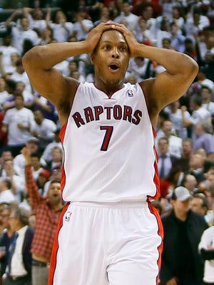 Kyle Lowry plans to stay in Toronto long term.