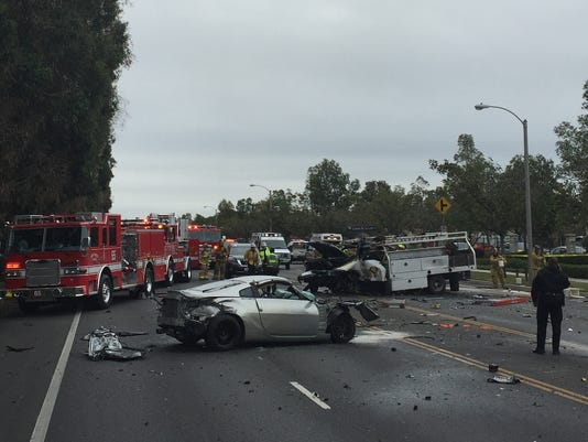 Oxnard crash