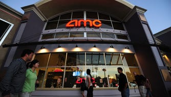 AMC Theatres will acquire Carmike Cinemas for $1.1 billion, the companies said Thursday. The combined company will become the largest movie theater chain in the country.