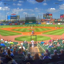 Louisville Slugger Field is in the running for Best Ballpark in the country. Your vote counts!