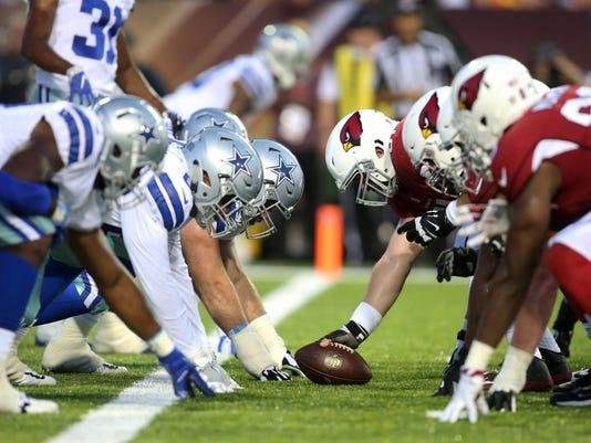 7568388b1 NFL  Pro Football Hall of Fame Game-Arizona Cardinals vs Dallas Cowboys