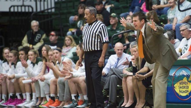 The CSU women's basketball team will host Nebraska Omaha on Nov. 11 to open the 2016-17 season.