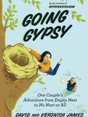 """""""Going Gypsy"""" by David and Veronica James. (Amazon)"""