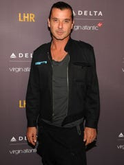 Musician Gavin Rossdale joins Delta Air Lines and Virgin Atlantic for a private #flysmart celebration to toast the new direct route between LAX and Heathrow at The London West Hollywood on October 22, 2014 in West Hollywood, California.