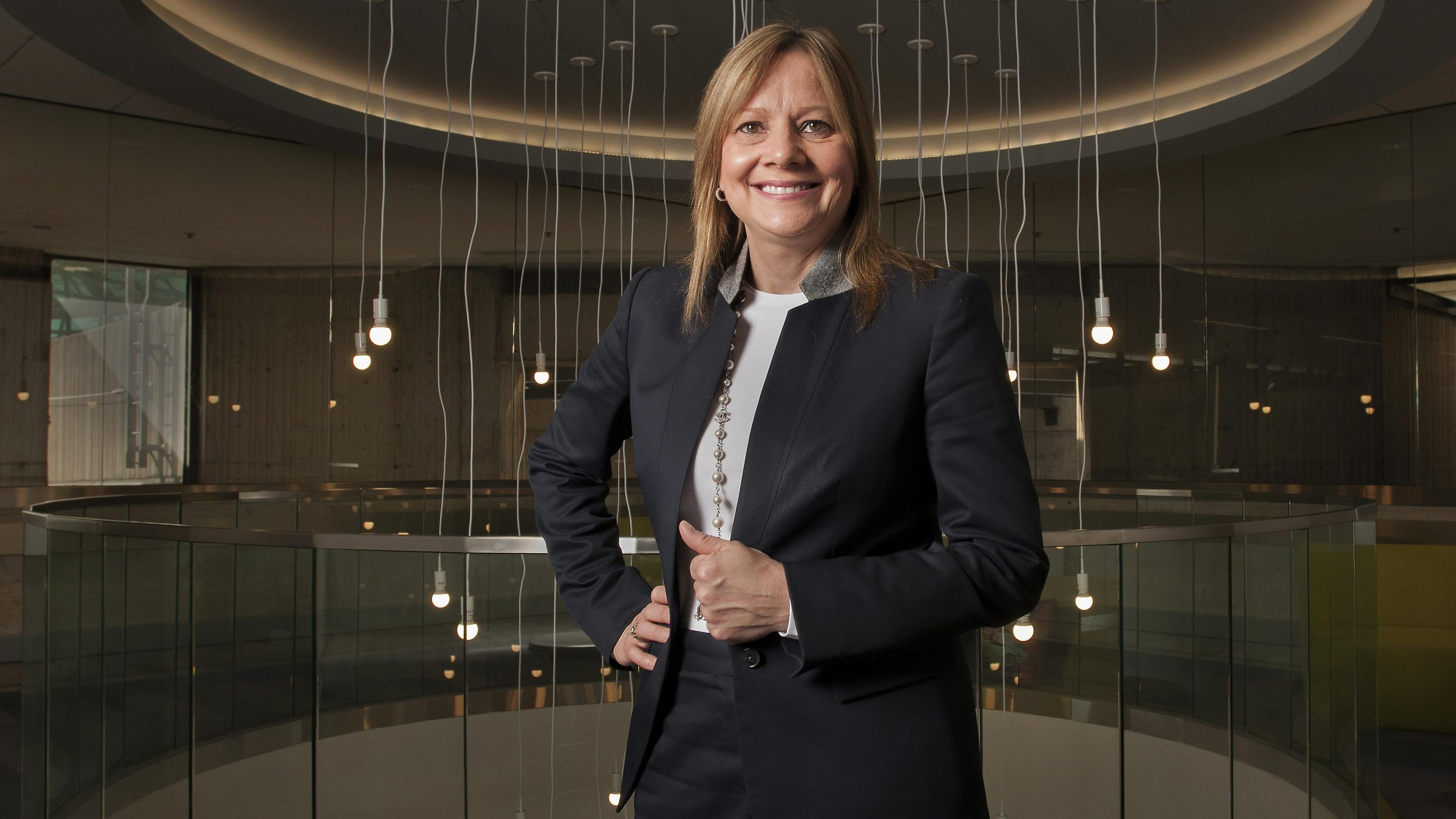 Mary Barra Ceo Steered Gm Past Woes To Bright Future