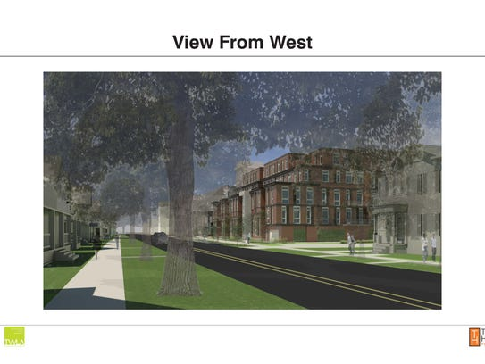 A redevelopment will transform the Old Library into